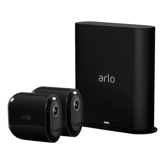 ARLO PRO3 WIRE-FREE 2 CAM KIT BLK