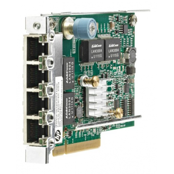 HP Ethernet 1GB 4-port network adapter