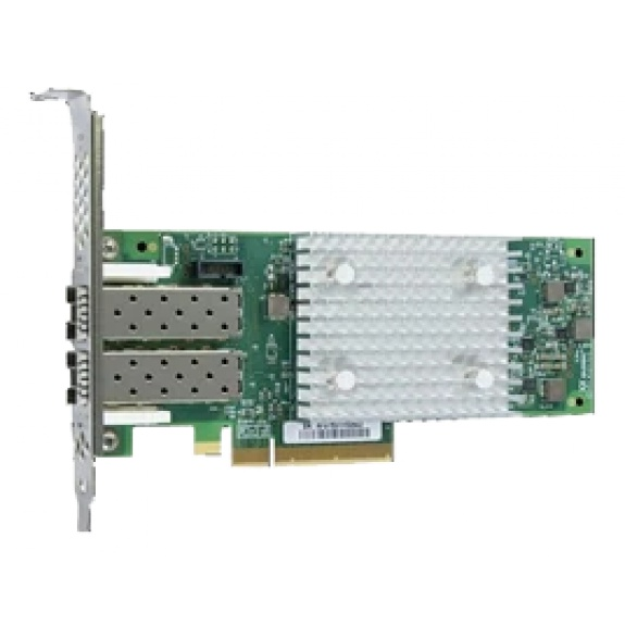 Dell QLogic 2692 host bus adapter low profile 16GB fibrechannelx