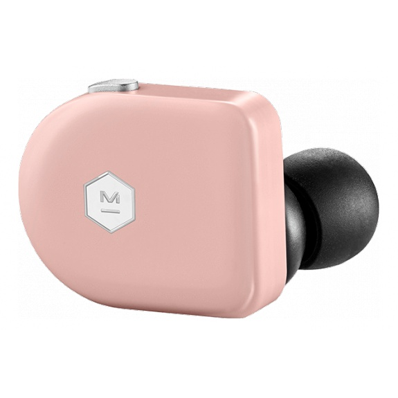 MW07 True Wireless Earphone Pink Coral