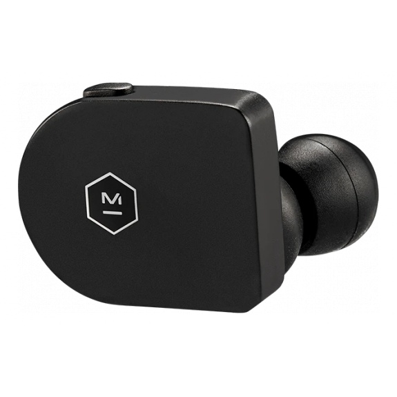 MW07 True Wireless Earphone Matte Black