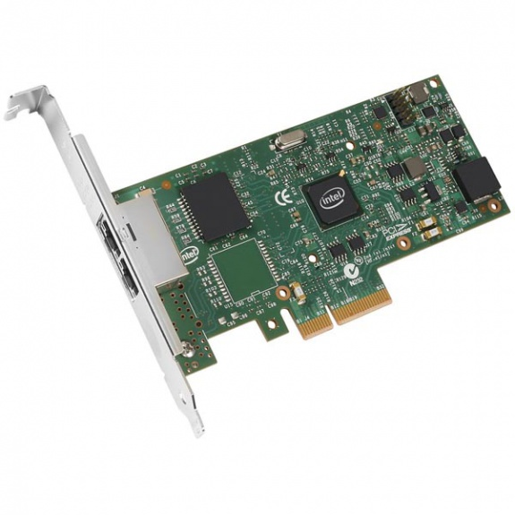 Intel I350 T2 V2 Server Adapter RJ45 PCI-E RETAIL