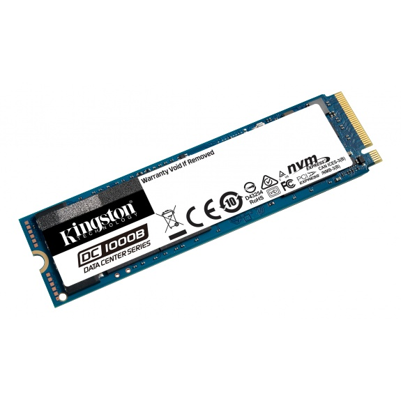 Kingston 480G DC1000B M.2 2280 Enterprise NVMe SSD