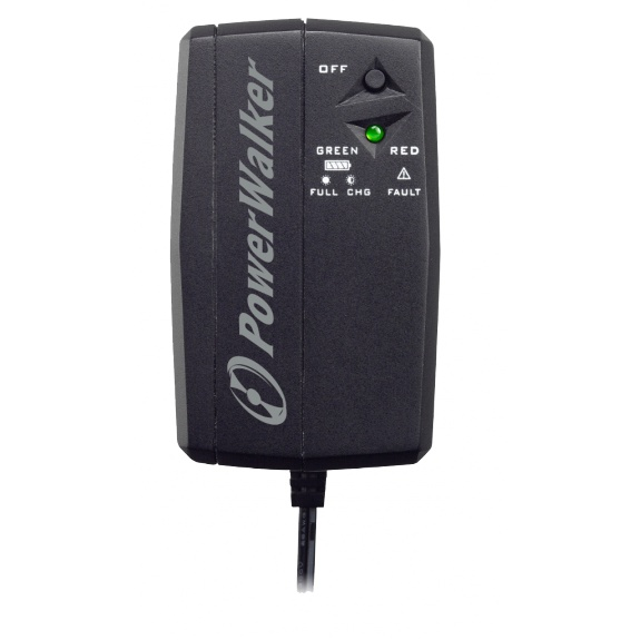 PowerWalker PWALK-0116 DC SecureAdapter 2V, UPS, 12 VA, 1.0