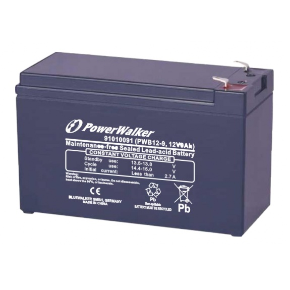 PowerWalker PWB12-9 12V/9Ah Battery