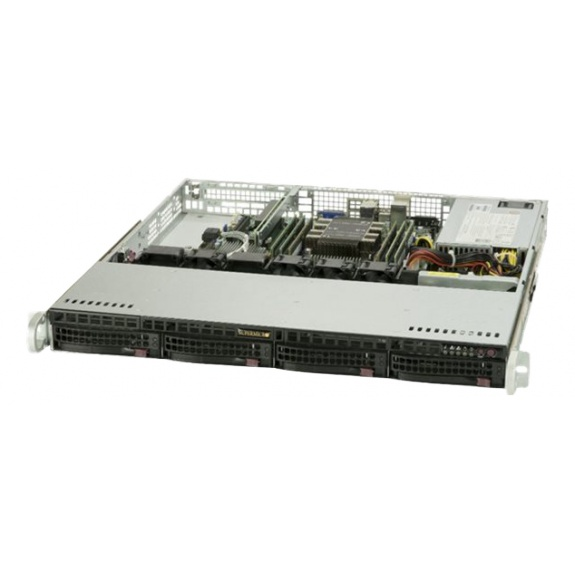 Supermicro SuperServer SYS-5019P-M